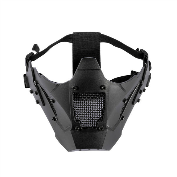 Airsoft Tactical Mesh Mask