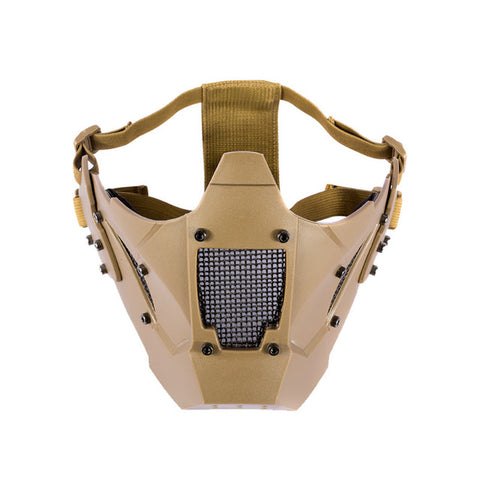Airsoft Tactical Mesh Mask - realmanscave
