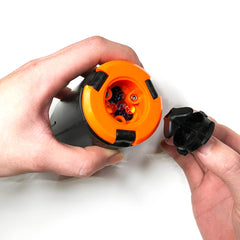 Airsoft Spring powered BB grenade - realmanscave