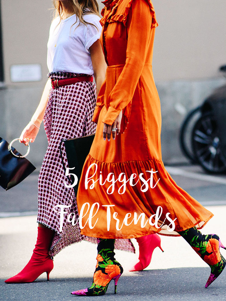 5 BIGGEST FALL TRENDS OF 2017