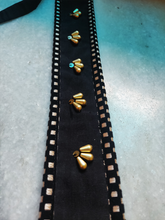 Handcrafted Sequined Belt