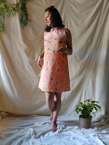 Citrus Collared dress - WhySoBlue