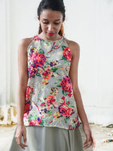 Floral Everyday Top - WhySoBlue