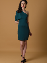 Layer-It-Up Cocktail Dress - WhySoBlue