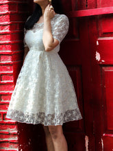 White Lace Dress - WhySoBlue