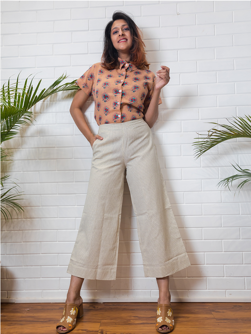Picket Fence Pants