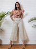 Picket Fence Pants - WhySoBlue