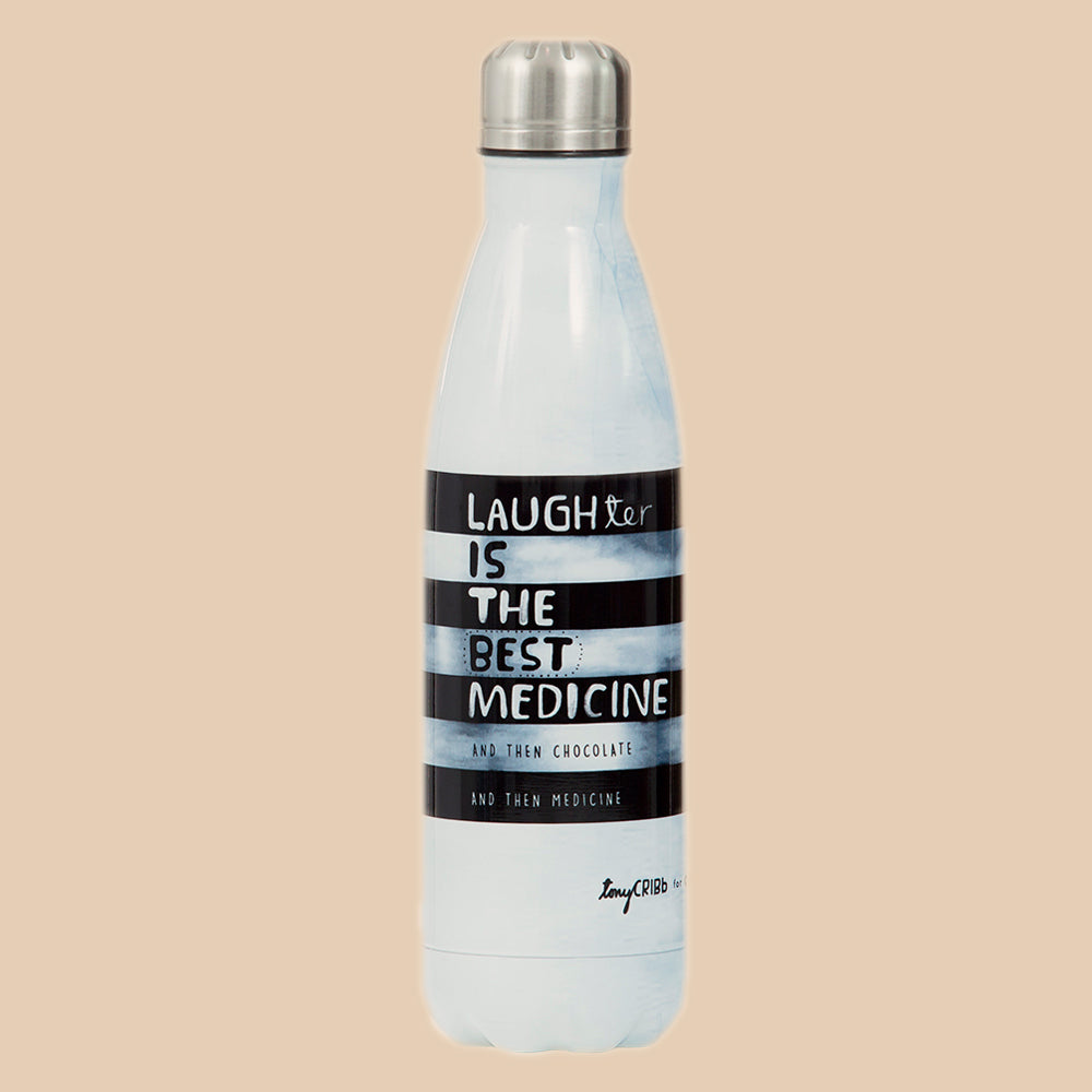 Laughter 500ml - Tony Cribb