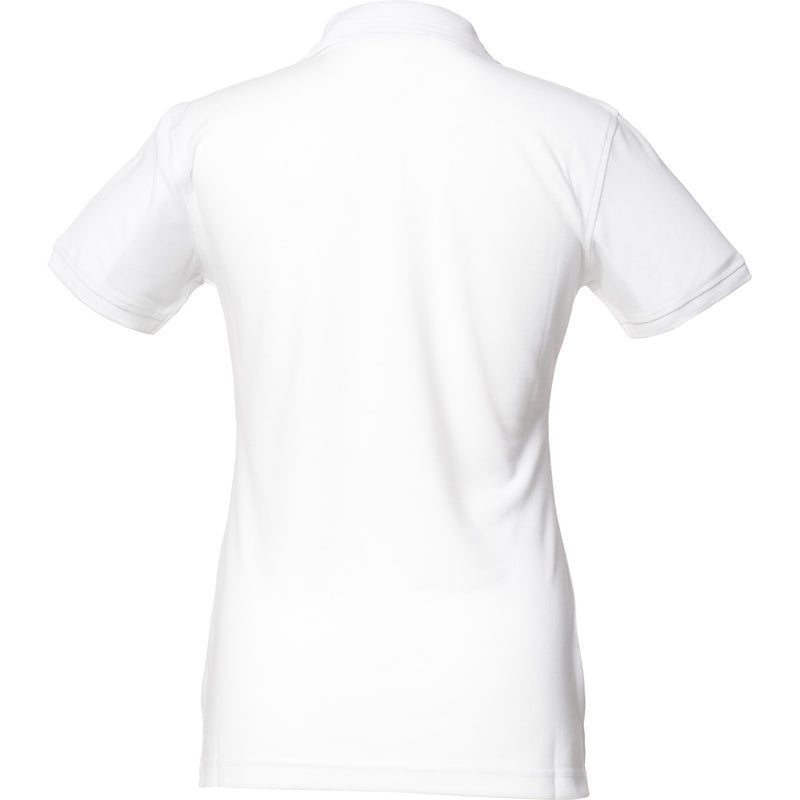 Eva Women White polo shirt