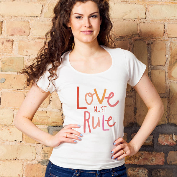 Love must rule