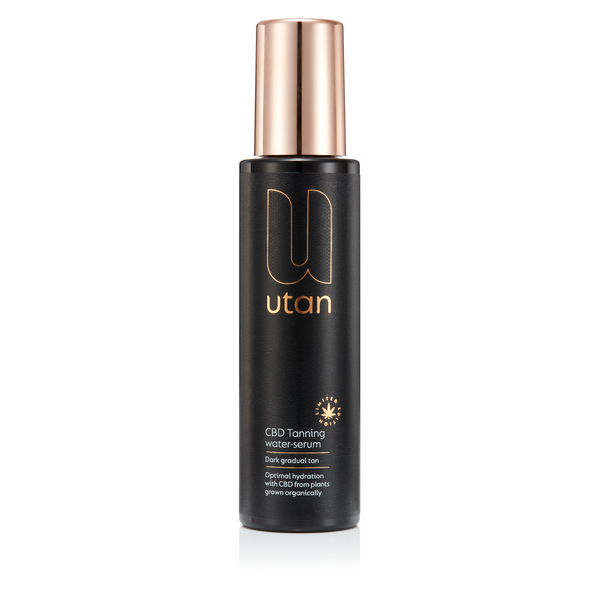 utan Limited Edition Tanning Water-Serum