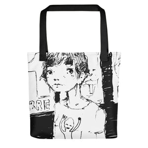 Tote bag • Post Rock 03/2017