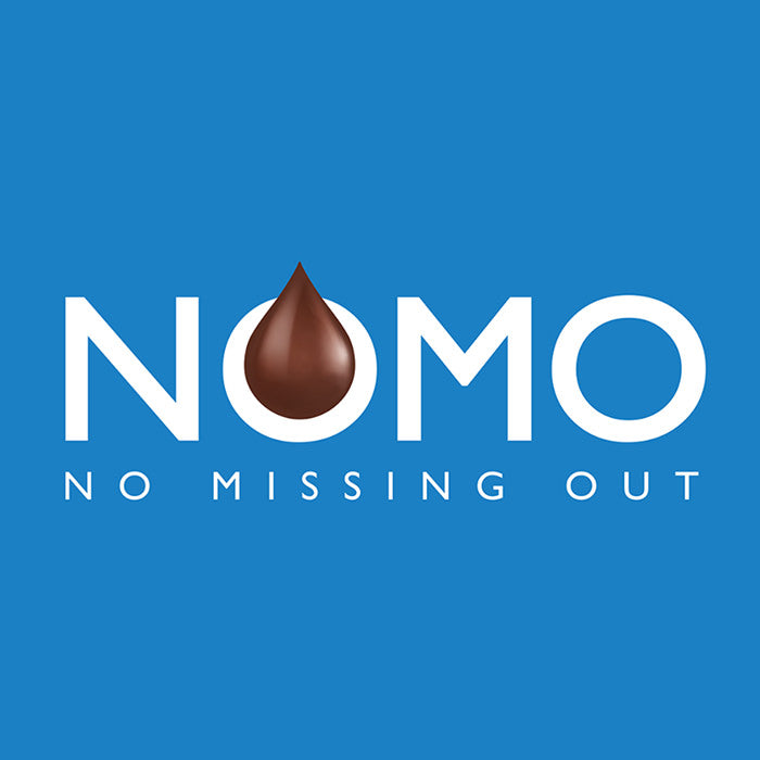 NOMO - No Missing Out Chocolate