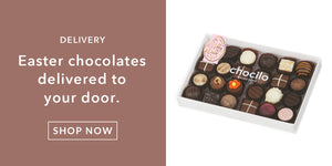 Easter chocolate gifts and eggs delivered to your door. Shop now.