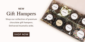 Chocilo Melbourne Isolation and Care Chocolate Gift Packs. Made in Melbourne.