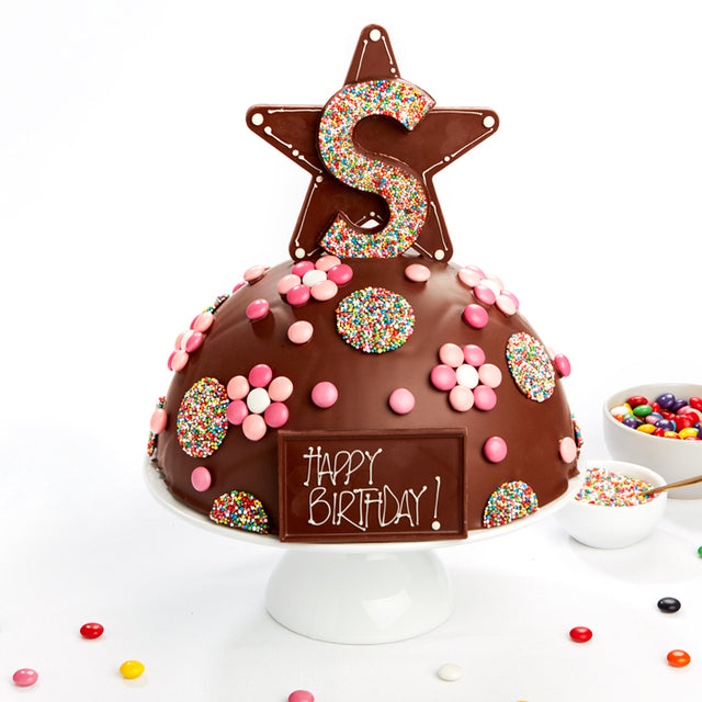 Chocilo Melbourne Quality Chocolate Smash Pinata Cakes