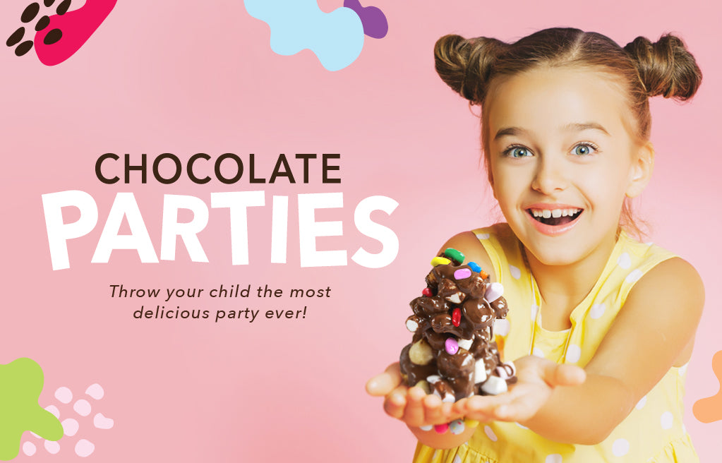 Chocilo Melbourne Chocolate Kids Parties