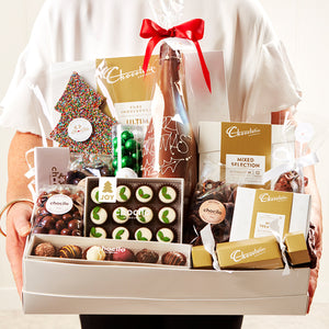 Quality Christmas Chocolates made in Melbourne by Chocolatier Australia