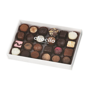 102 - 285g Chocilo 24 Pack Chocolate Assortment Gift Box