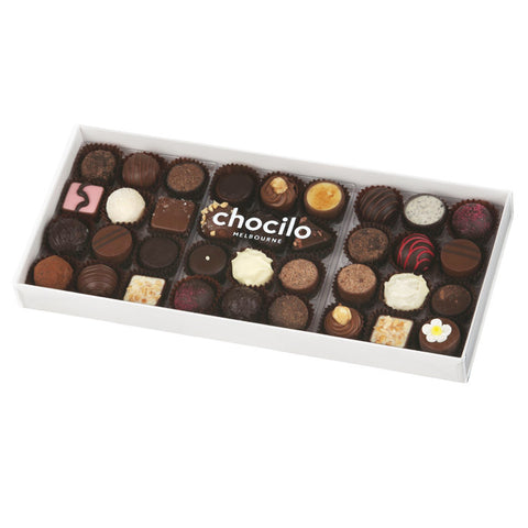 110 - 430g Chocilo 36 Pack Chocolate Assortment Gift Box
