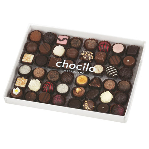 118 - 570g Chocilo 48 Pack Chocolate Assortment Gift Box