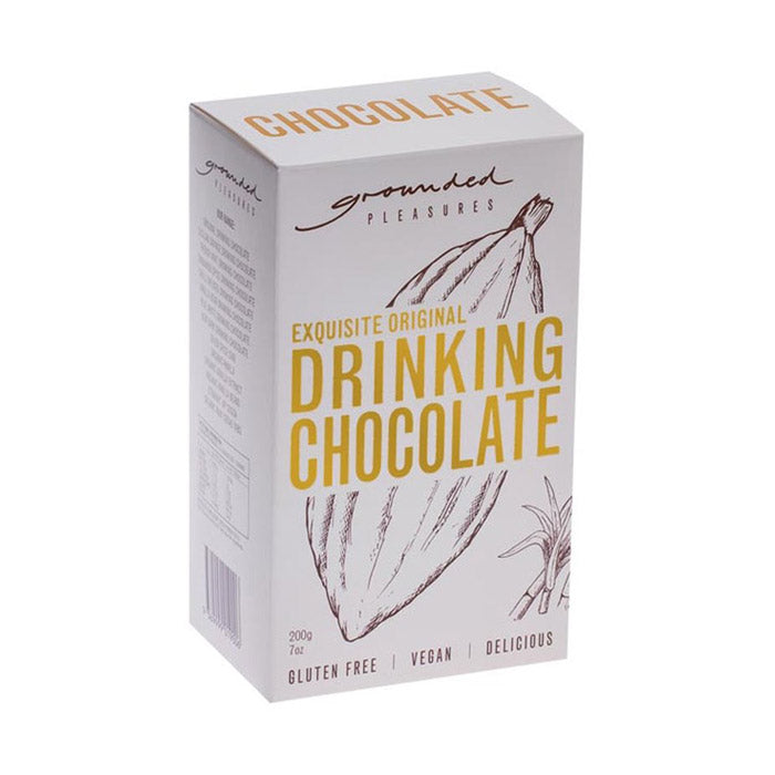 Grounded Pleasures Original Drinking Chocolate - 200g