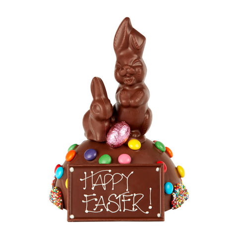 Chocilo Melbourne Small Easter Chocolate Smash Pinata Cake Lollies