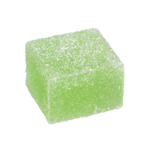 Chocilo Melbourne Lime Jelly Square