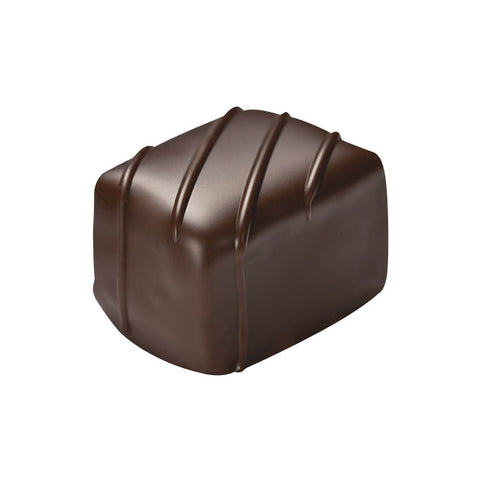 Chocilo Melbourne Handmade Turkish Delight enrobed in coverture dark chocolate.
