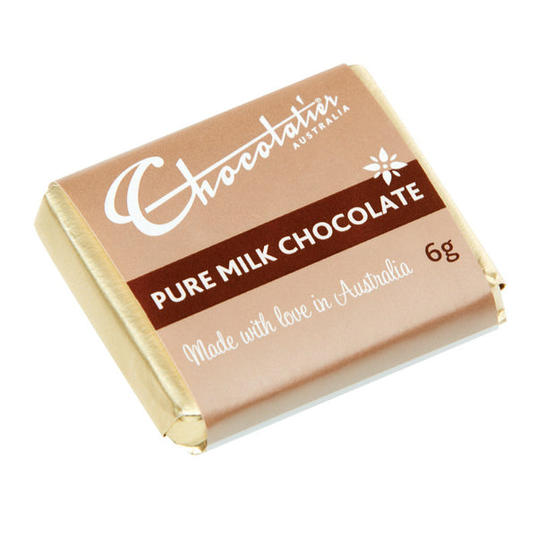 Chocolatier Australia Milk Chocolate Tablet