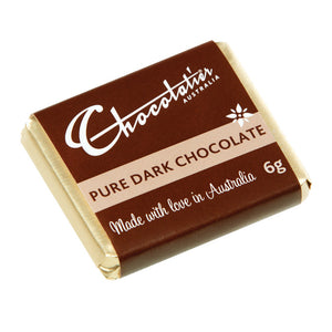 Chocolatier Australia Dark Chocolate Tablet