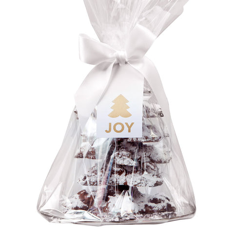 SC602 - 550g Chocilo Melbourne Milk Chocolate Roasted Almond Christmas Tree Handmade in Melbourne