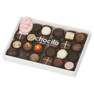 285g Chocilo Melbourne 24 Pack Easter Chocolate Assortment