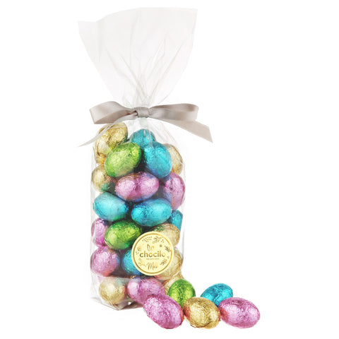 250g Chocilo Melbourne Premium Milk Chocolate Mini Easter Eggs