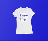 Designer Dad - Slim Fit T-Shirt