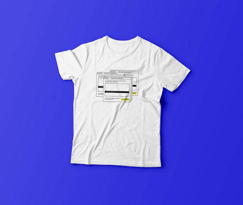 Force Quit - T-shirt