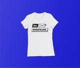 Just a Wireframe - Slim Fit T-Shirt