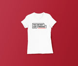 Not just a persona - Slim T-shirt