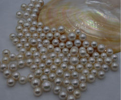 SOUTH SEA WHITE ROUND PEARL