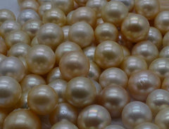 SOUTH SEA GOLDEN ROUND PEARL