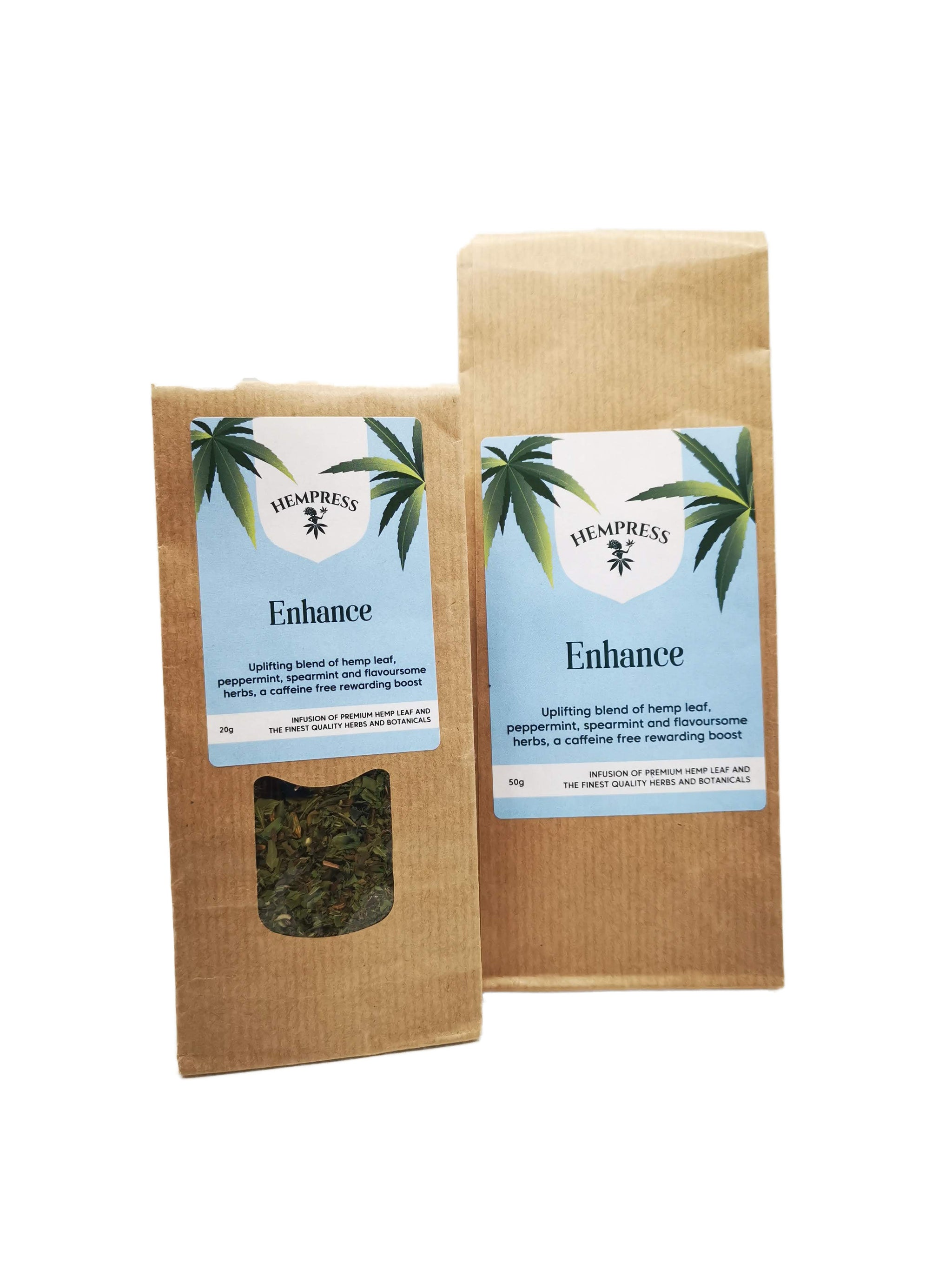 Enhance Loose Leaf Tea
