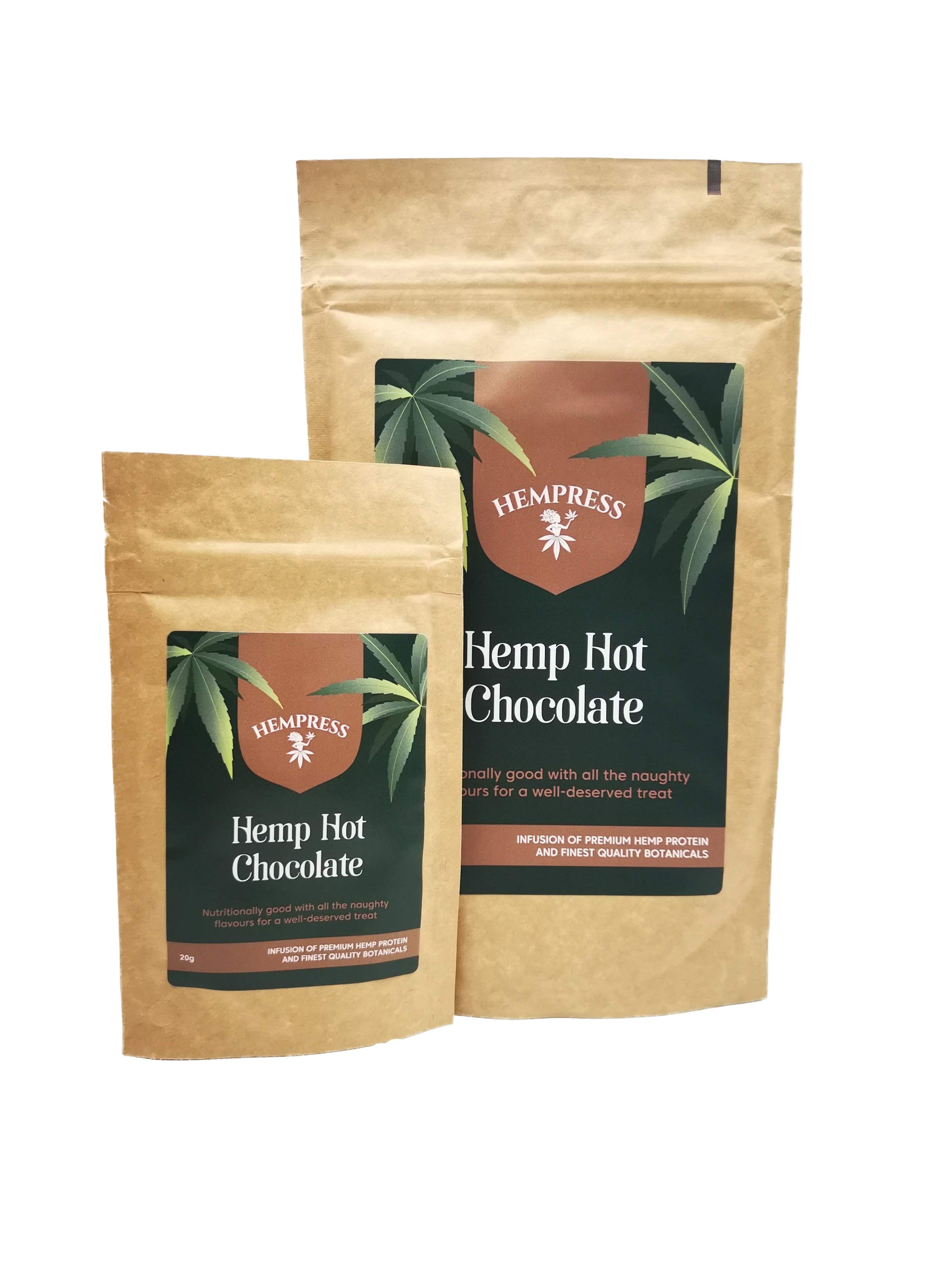 Hemp Hot Chocolate