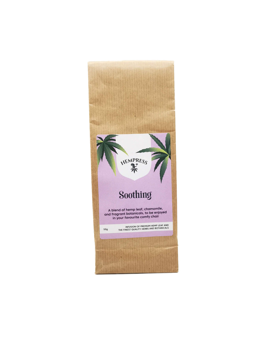 Soothing hemp Loose Leaf Tea