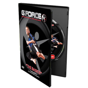 DVD - Martial Arts Training Basics