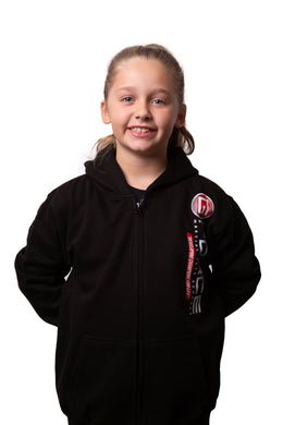 Juniors Hoodie - Zip-Up