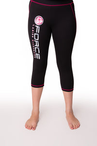 Ladies Leggings - 3/4 Length
