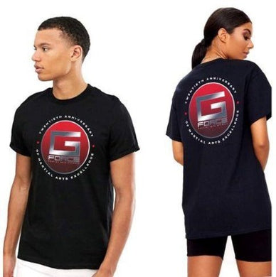 Anniversary Edition Adults T-Shirt (Large Logo)