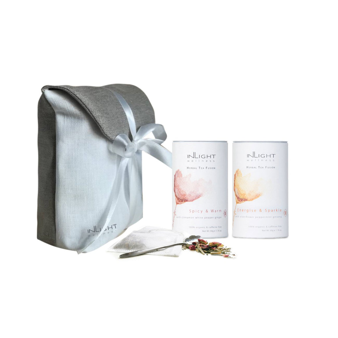 Inlight Herbal Fusion Tea Set