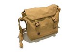 Fossil Hunting Field Haversack - Available in Beige, Blue and Black
