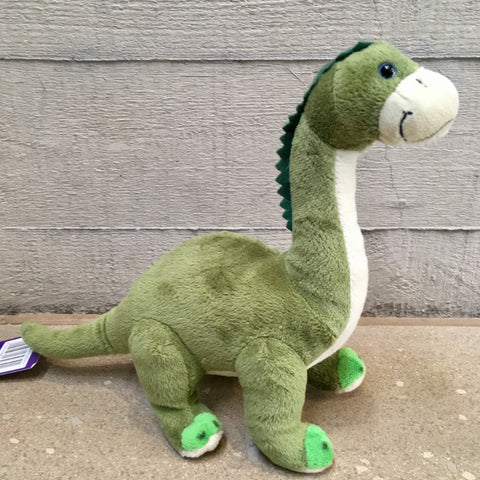 Brontosaurus Dinosaur Soft Plush Cuddly Toy